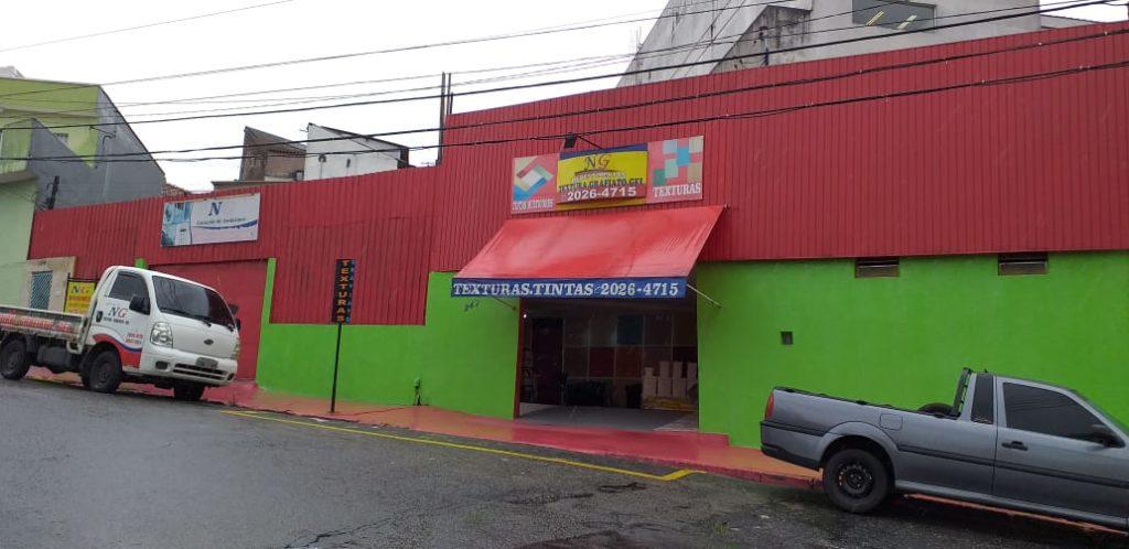 Foto Ilustativa de Loja de Grafiato e Textura Zon a Leste Itaquera